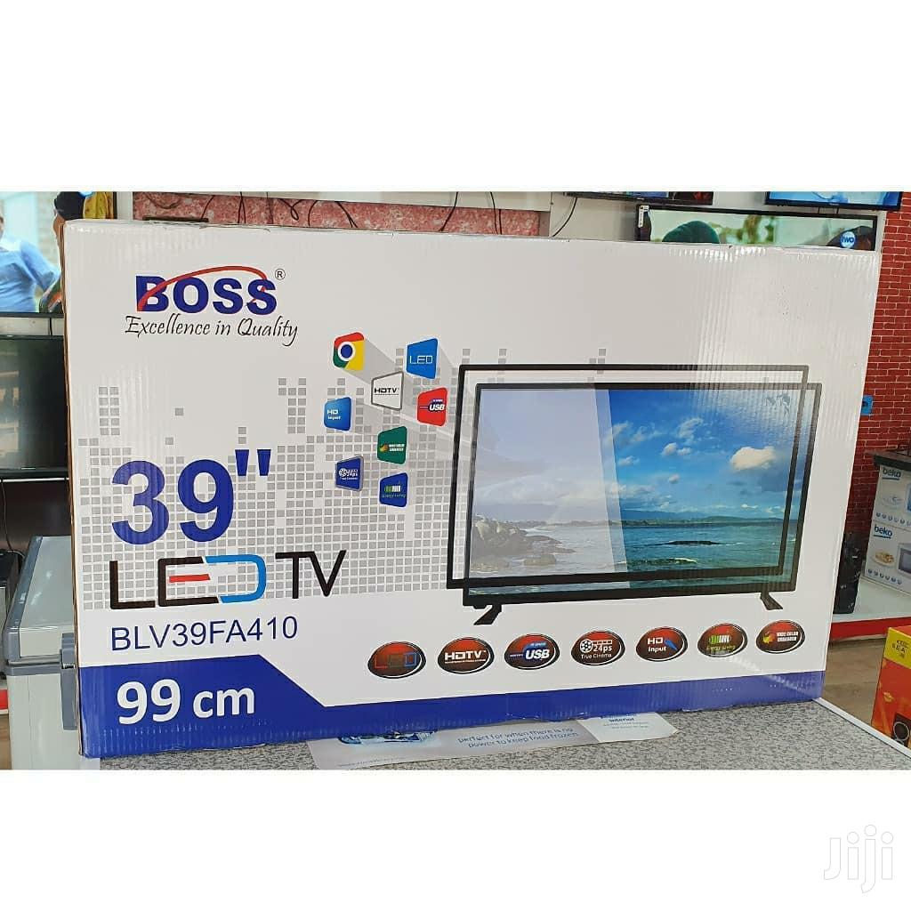 Boss LED TV Inch 39 | TV & DVD Equipment for sale in Kinondoni, Dar es Salaam, Tanzania
