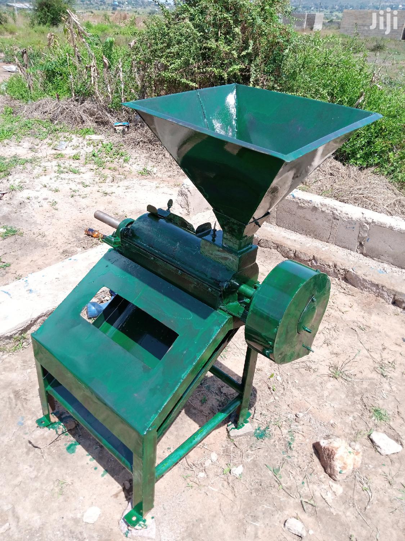 Archive: Machine Yakukoboa Mahindi