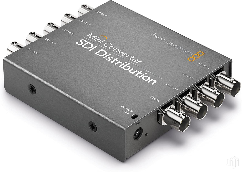 Blackmagic Design Mini Converter-sdi Distribution