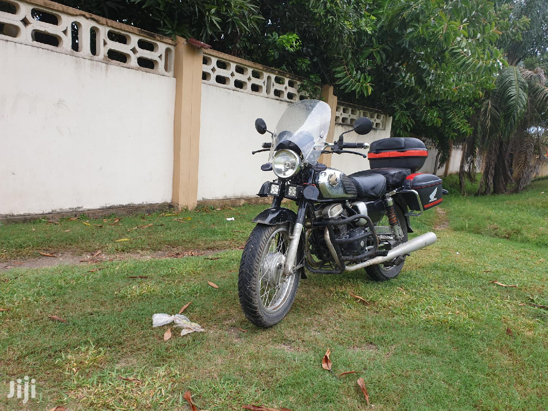 New Honda 2020 Black | Motorcycles & Scooters for sale in Kinondoni, Dar es Salaam, Tanzania