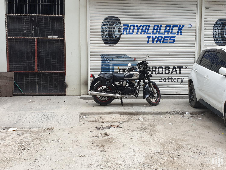 New Honda 2020 Black
