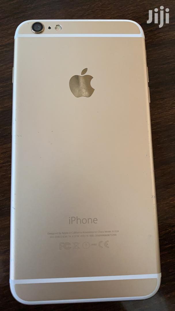 Archive: Apple iPhone 6 Plus 64 GB Gold