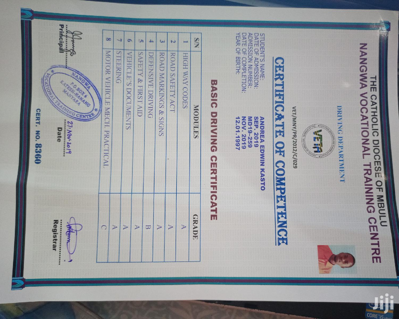Accounting CV | Accounting & Finance CVs for sale in Arusha, Arusha Region, Tanzania