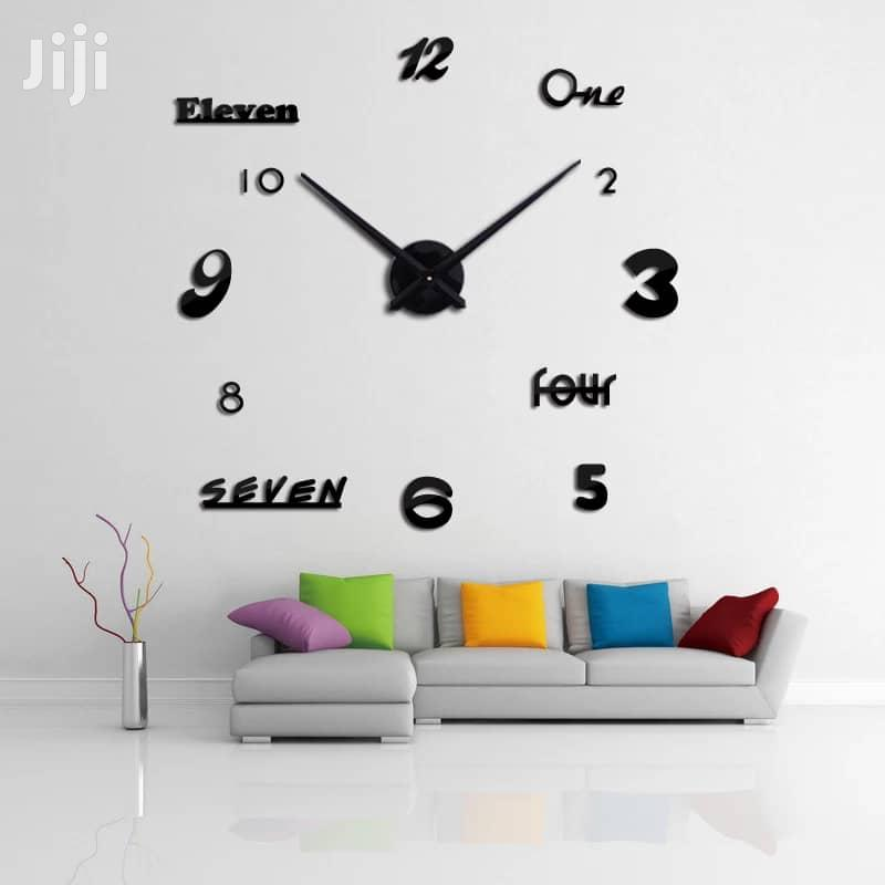 Fashion Wall Watches | Home Accessories for sale in Ilala, Dar es Salaam, Tanzania