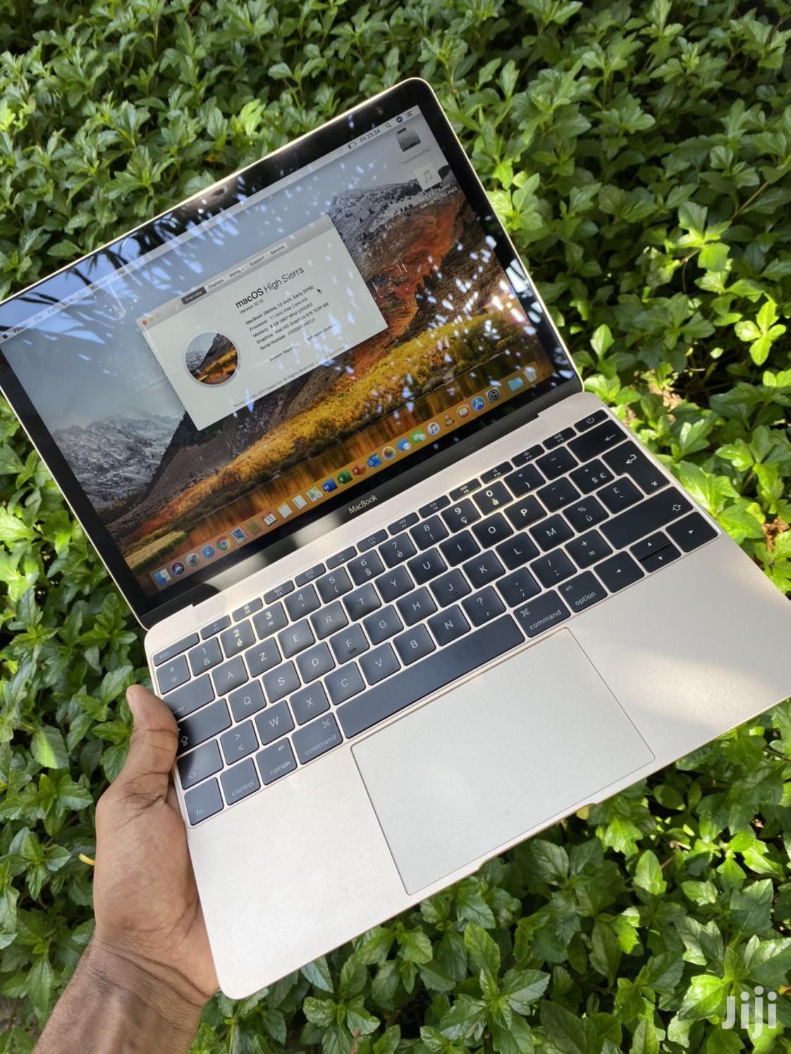 Archive: New Laptop Apple MacBook 8GB Intel Core M SSD 256GB