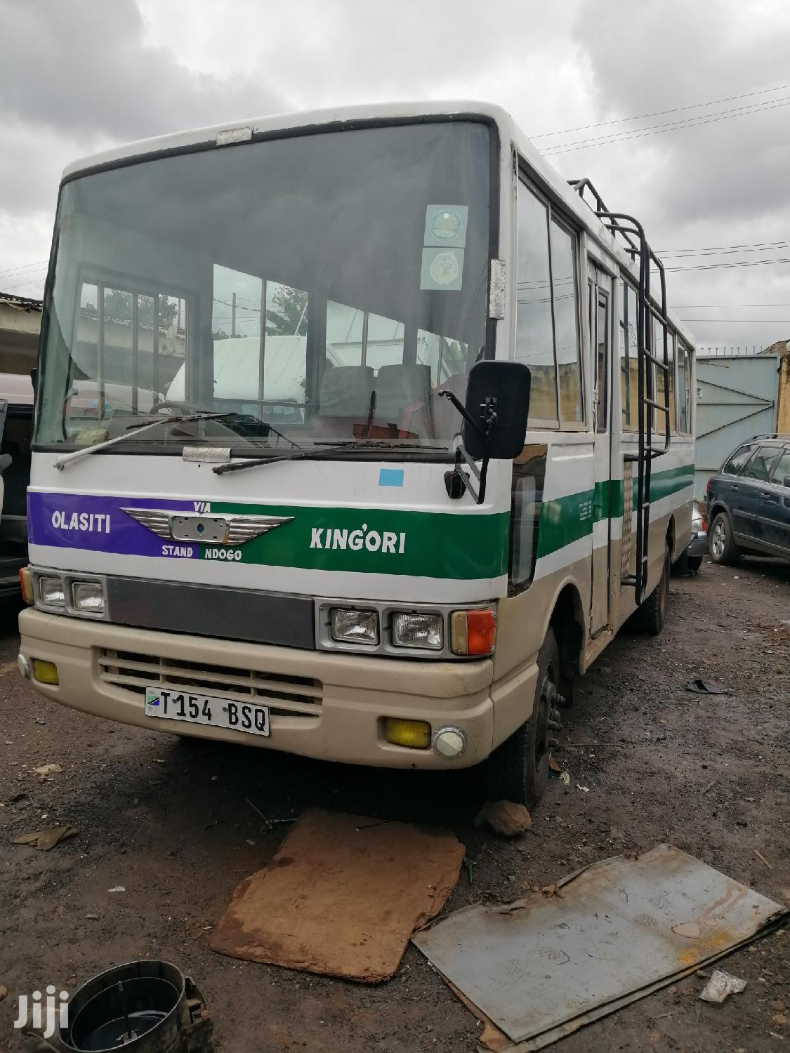 Hino Bus For Sell