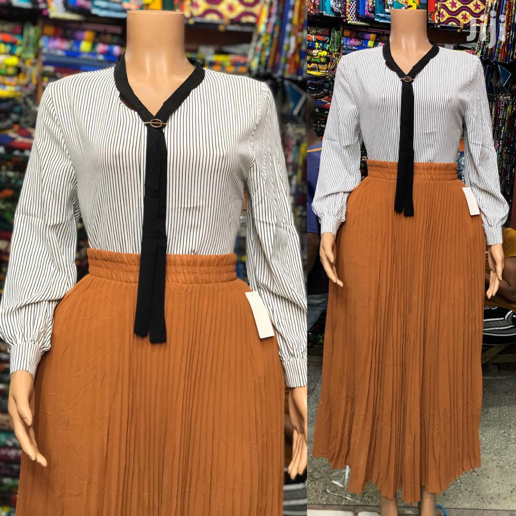 Skirt And Blouses | Clothing for sale in Kinondoni, Dar es Salaam, Tanzania