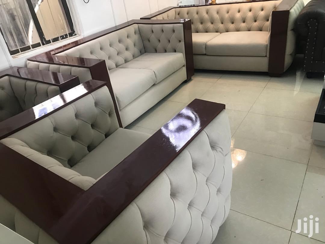 Box Tufted Design (3:2:1:1)   Furniture for sale in Kinondoni, Dar es Salaam, Tanzania