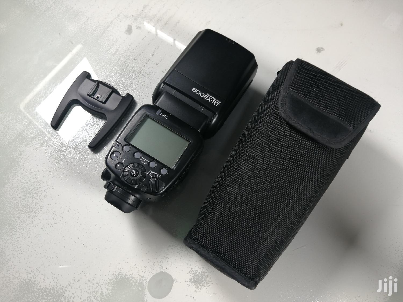 Canon 600EX-RT Speedlite Flash (Black). | Accessories & Supplies for Electronics for sale in Kinondoni, Dar es Salaam, Tanzania