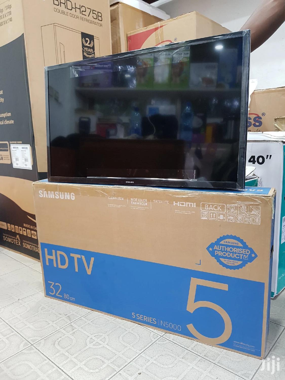 Samsung LED TV Inch 32 Series 5 N5000 Mpyaa | TV & DVD Equipment for sale in Kinondoni, Dar es Salaam, Tanzania