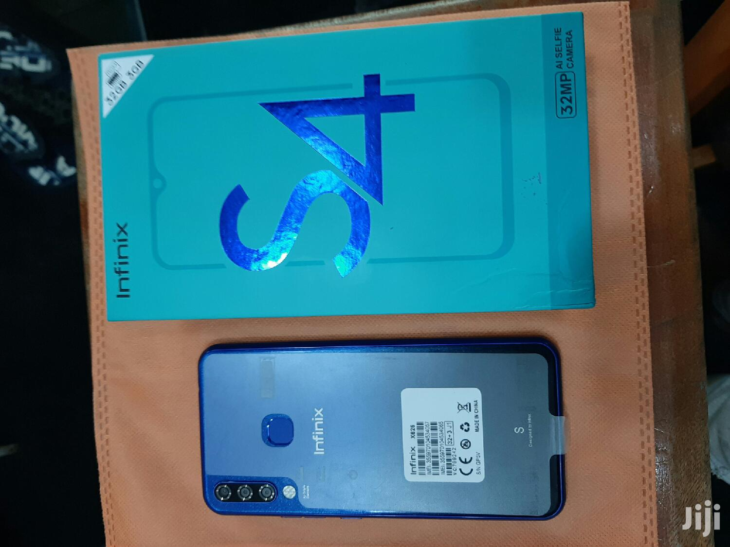 Archive: New Infinix S4 32 GB