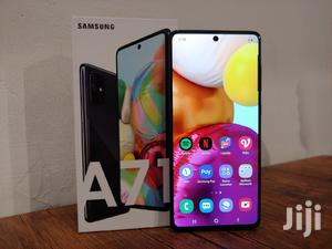 New Samsung Galaxy A71 128 GB Other   Mobile Phones for sale in Dar es Salaam, Kinondoni