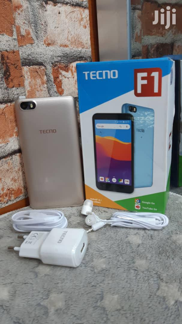 Archive: New Tecno F1 8 GB