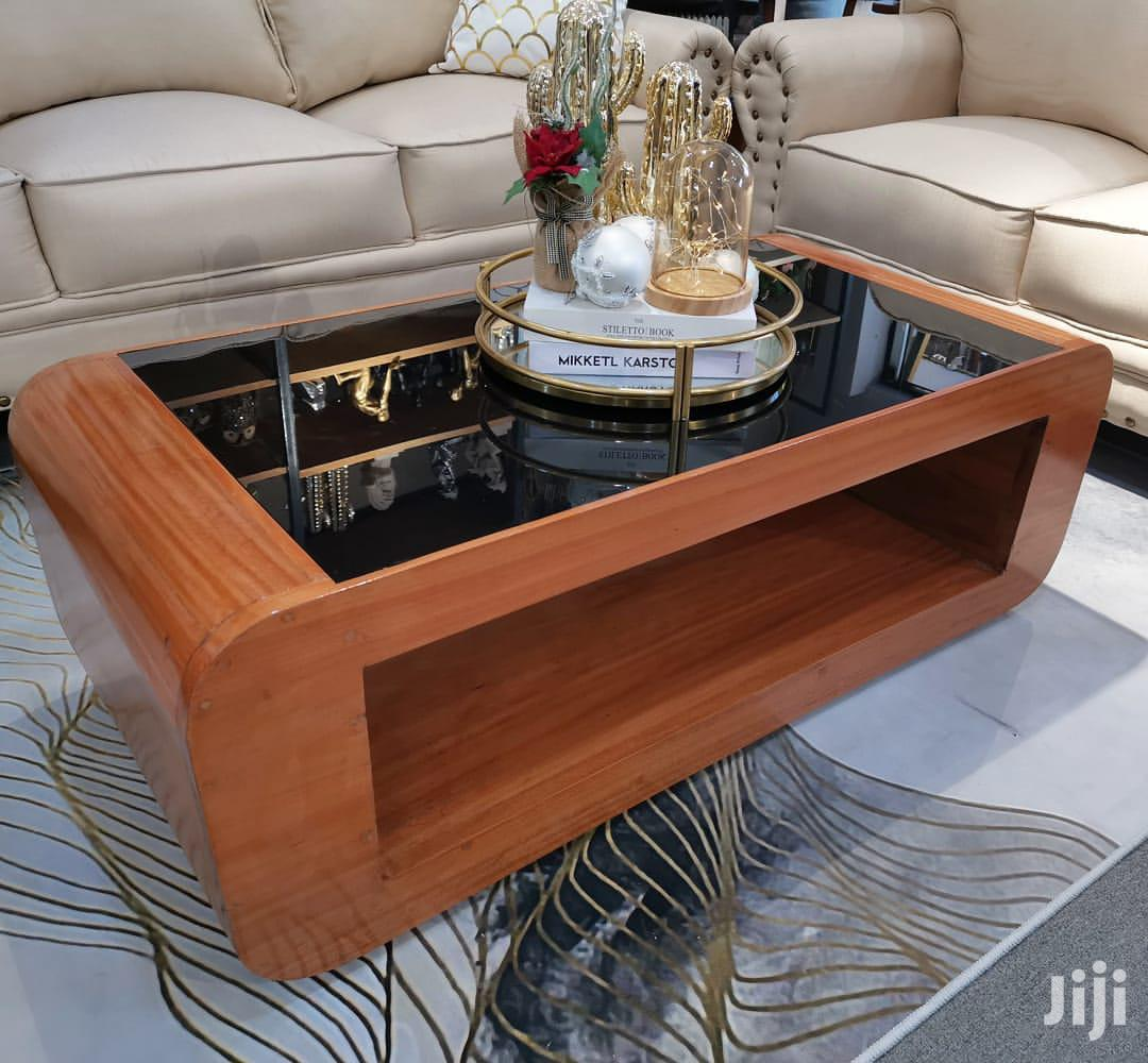Coffee Table and Showcase