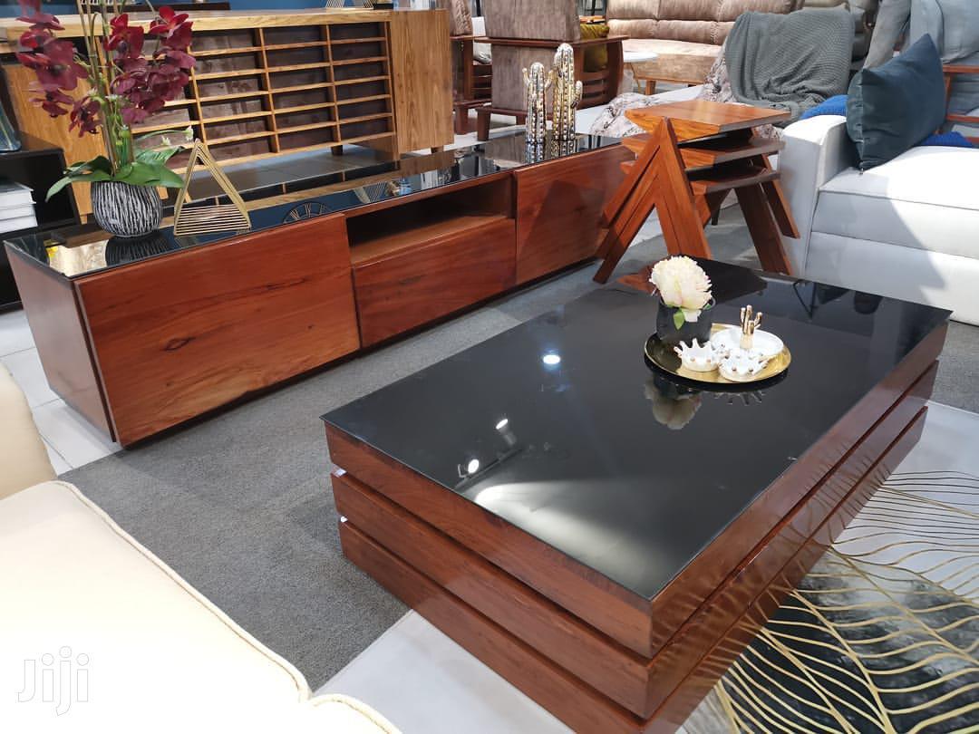 Coffee Table and Showcase | Furniture for sale in Kinondoni, Dar es Salaam, Tanzania