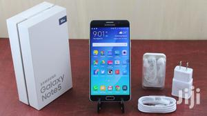 New Samsung Galaxy Note 5 32 GB Black   Mobile Phones for sale in Dar es Salaam, Kinondoni