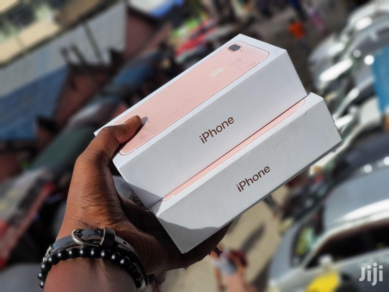 New Apple iPhone 7 Plus 128 GB Gold   Mobile Phones for sale in Ilala, Dar es Salaam, Tanzania