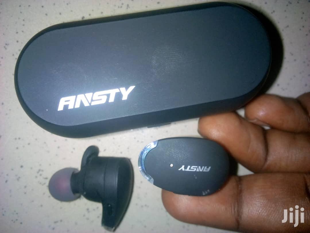 ANSTY Wireless Earphones | Headphones for sale in Kinondoni, Dar es Salaam, Tanzania