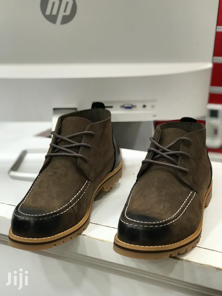 Timberland Classic Leather Shoes. | Shoes for sale in Kinondoni, Dar es Salaam, Tanzania