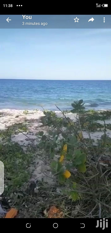 3 Acras Beach Plot For Sale Kigamboni Mji Mwema.