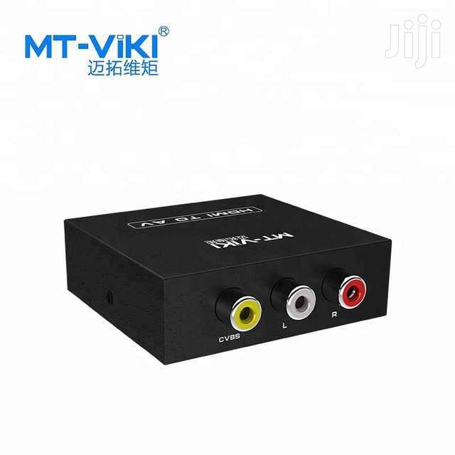 Archive: 1080P Hdmi To Av Composite Rca Stereo Converter