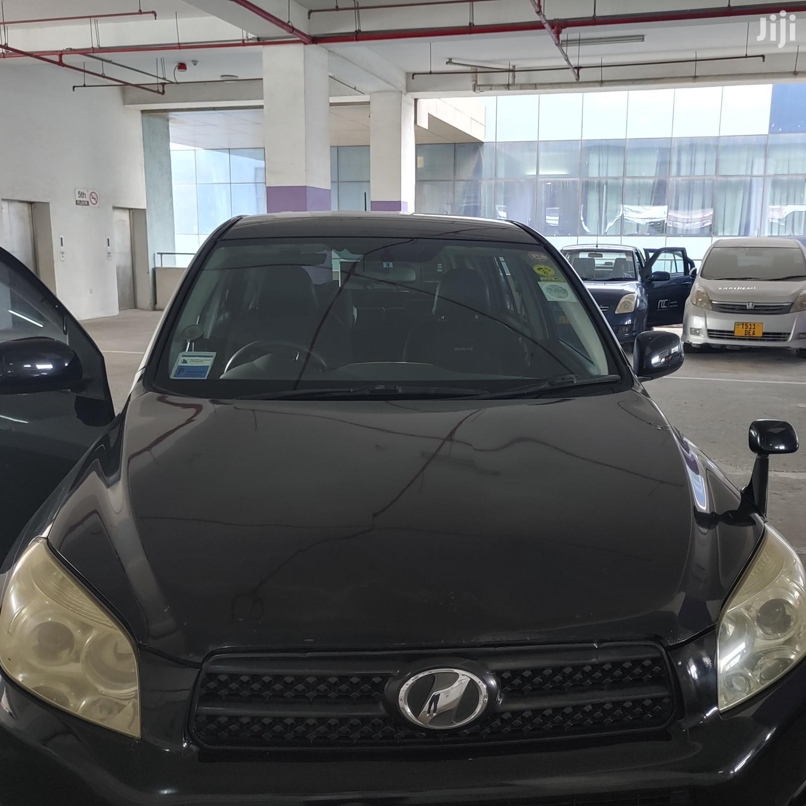 Toyota RAV4 2006 Black