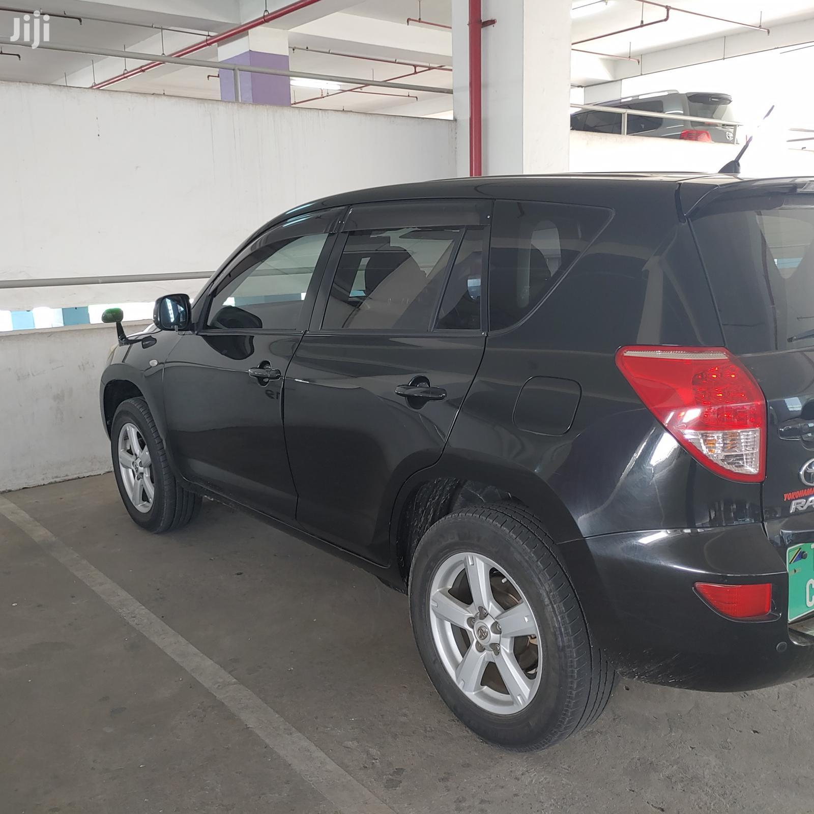 Toyota RAV4 2006 Black | Cars for sale in Kinondoni, Dar es Salaam, Tanzania