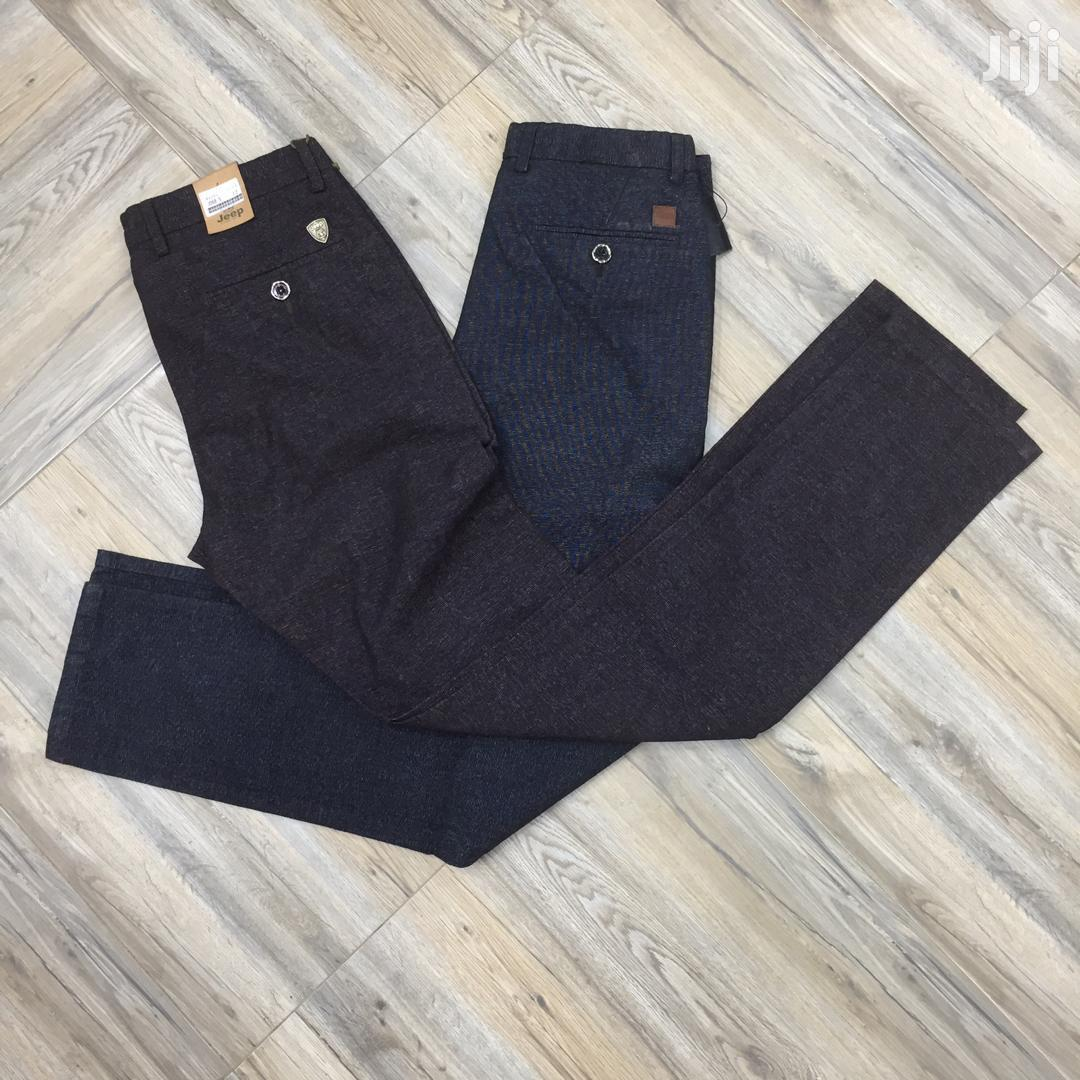 Men's Soft Jeans