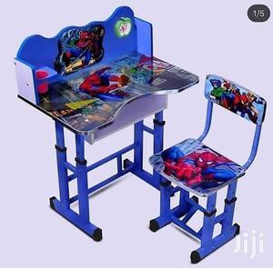 Meza Za Kusomea Watoto Blue   Children's Furniture for sale in Dar es Salaam, Ilala