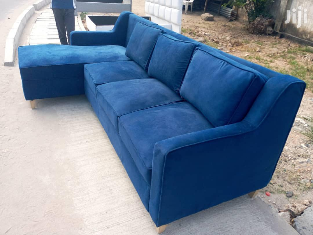 Elegant L-shape Design | Furniture for sale in Kinondoni, Dar es Salaam, Tanzania