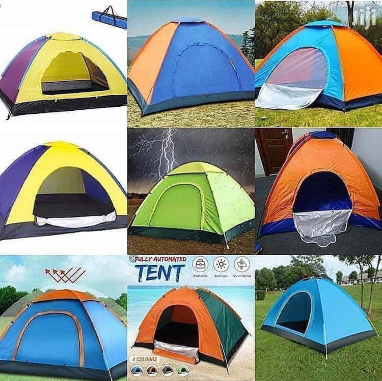 Camping Tents 4 People