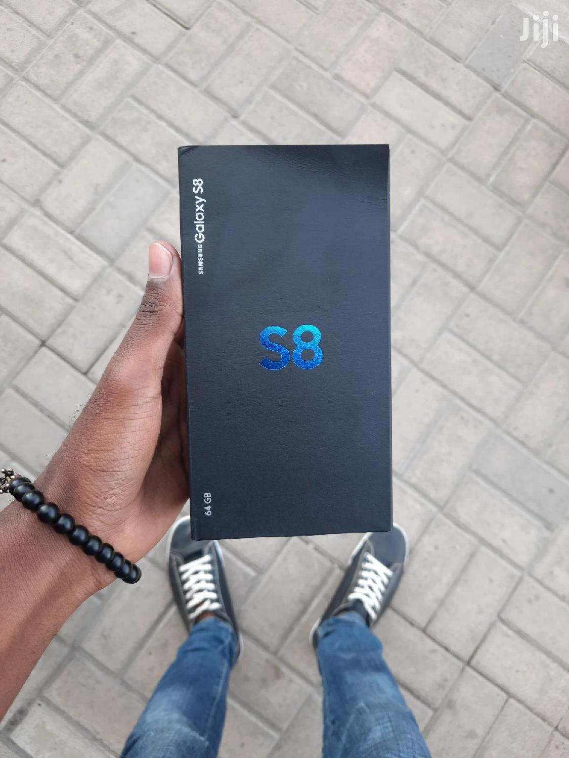 Archive: New Samsung Galaxy S8 64 GB Black