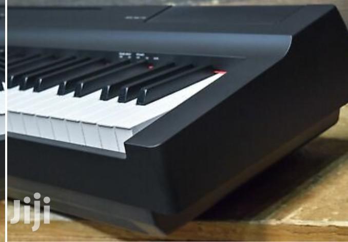 Archive: Yamaha P-125 Digital Piano 88-key Graded Hammerblack Digital Keyboard