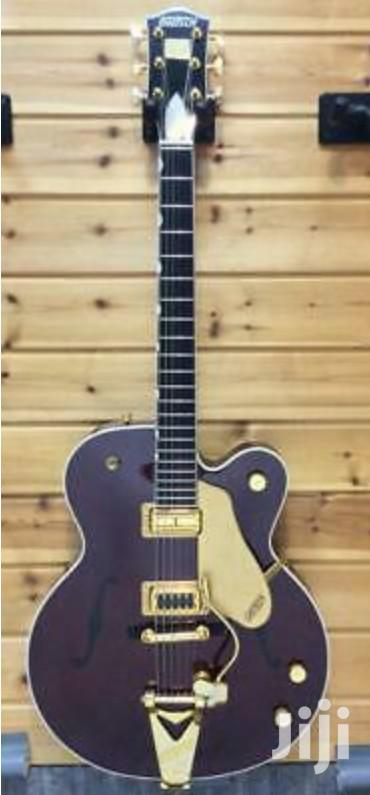 Archive: Gretsch: Electric Guitar G6122-1959