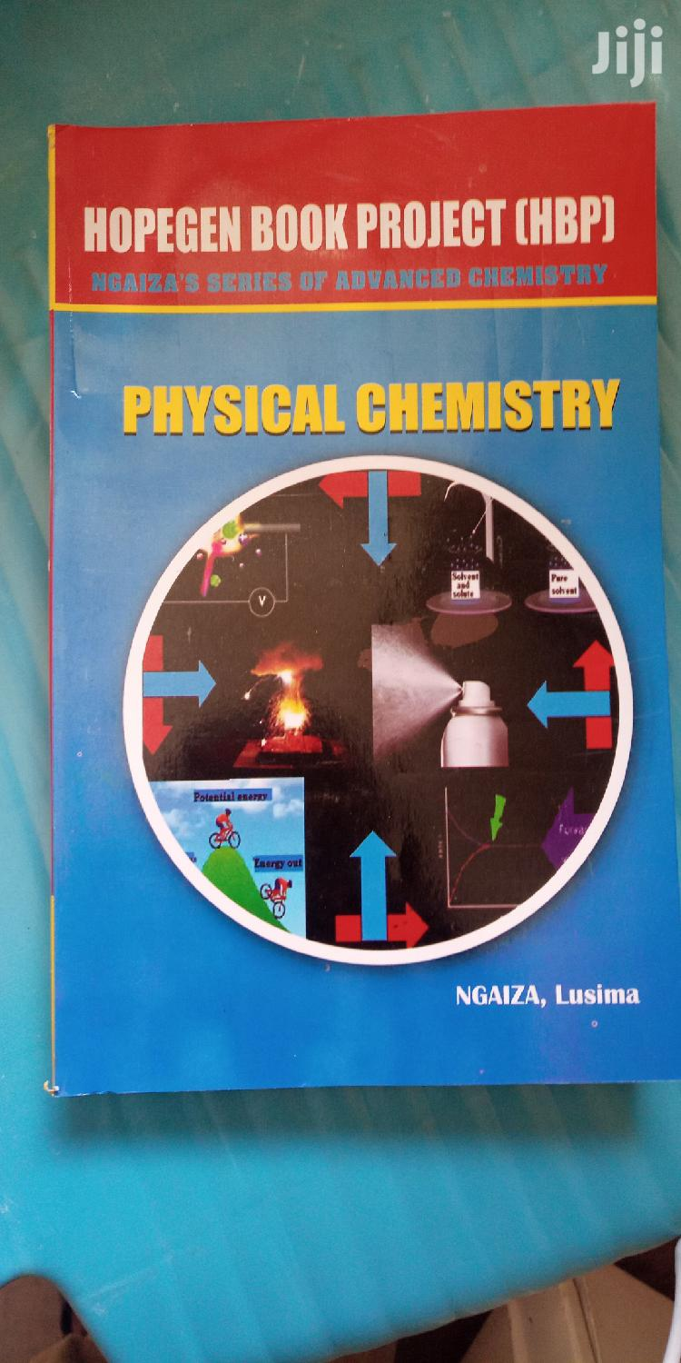 Physical Chemistry By NGAIZA