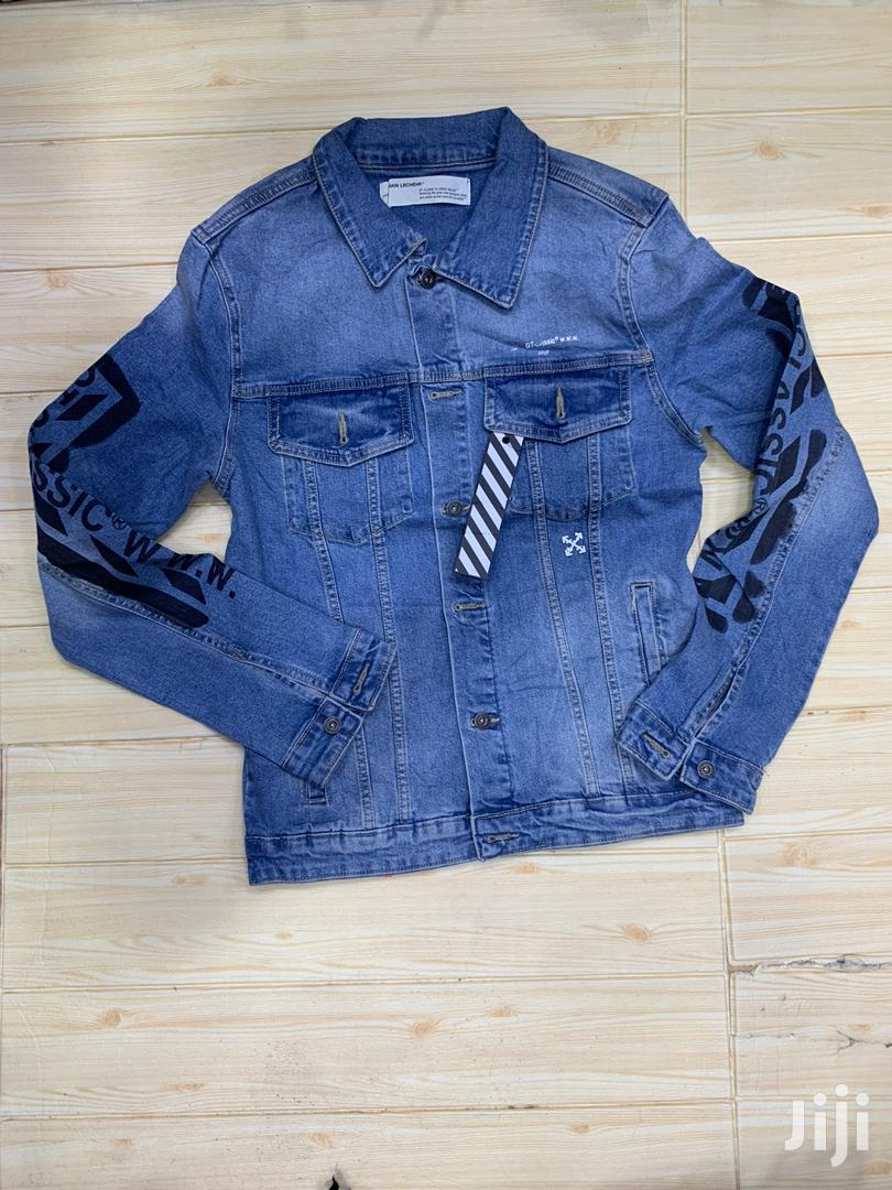 Men's Jeans Coats | Clothing for sale in Kinondoni, Dar es Salaam, Tanzania