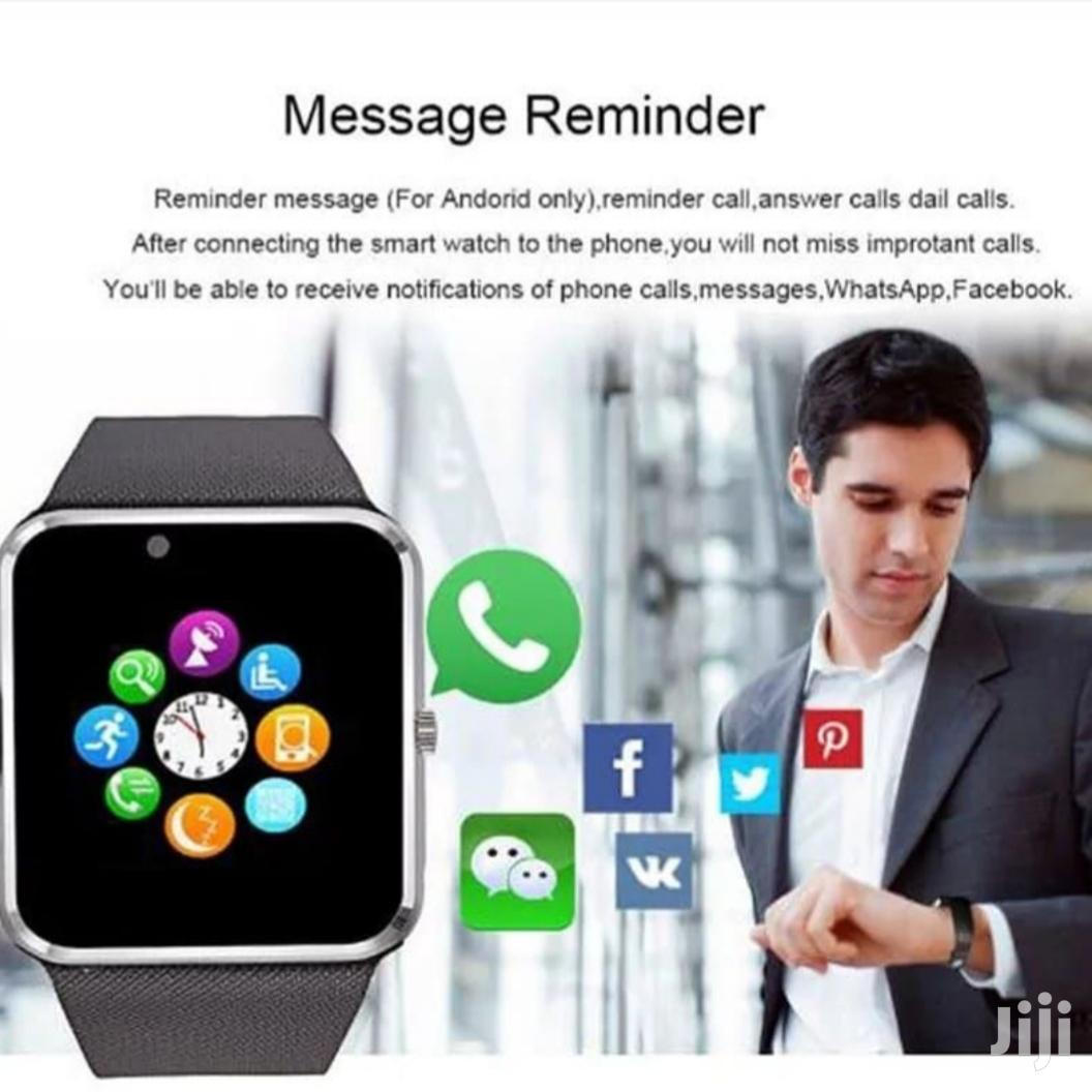 Gt08 Smart Watch | Smart Watches & Trackers for sale in Kinondoni, Dar es Salaam, Tanzania
