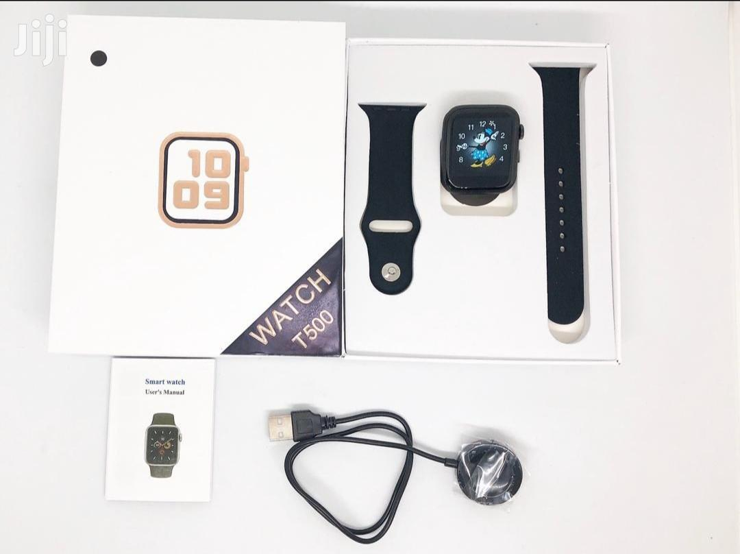 T500 Smartwatch | Smart Watches & Trackers for sale in Ilala, Dar es Salaam, Tanzania