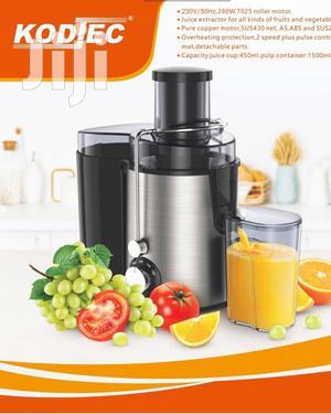 Kodtec Juicer Mpya | Kitchen Appliances for sale in Dar es Salaam, Ilala