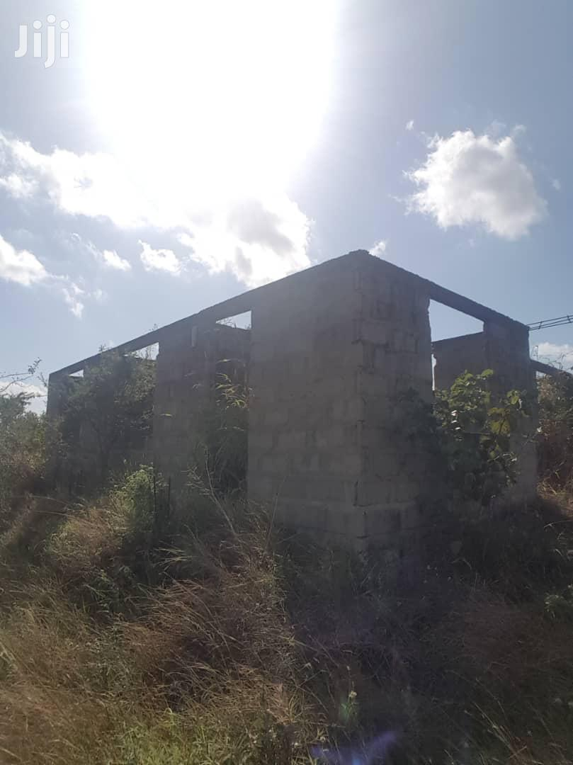 Unfinished House And Plot | Commercial Property For Sale for sale in Kinondoni, Dar es Salaam, Tanzania