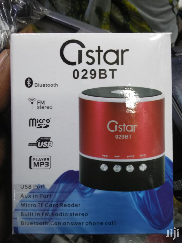 Portable Gstar Bluetooth Speaker | Audio & Music Equipment for sale in Kinondoni, Dar es Salaam, Tanzania
