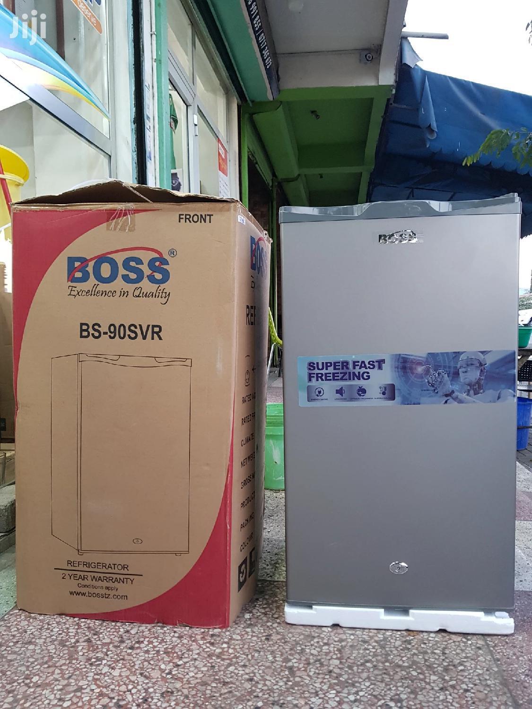 Boss Single Door Fridge 90L