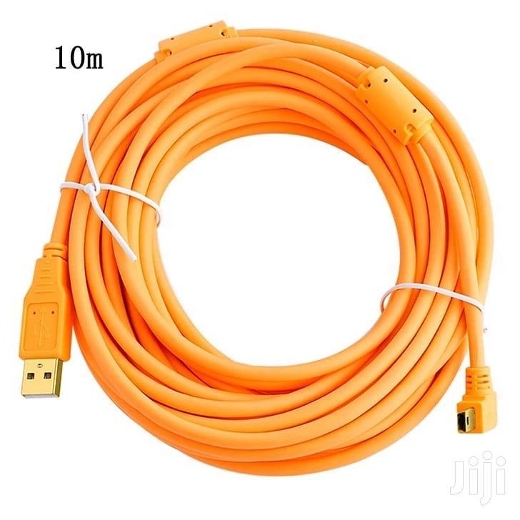 Tether Tools Tetherpro USB 2.0 To Mini-b 5-pin Cable, (10m)