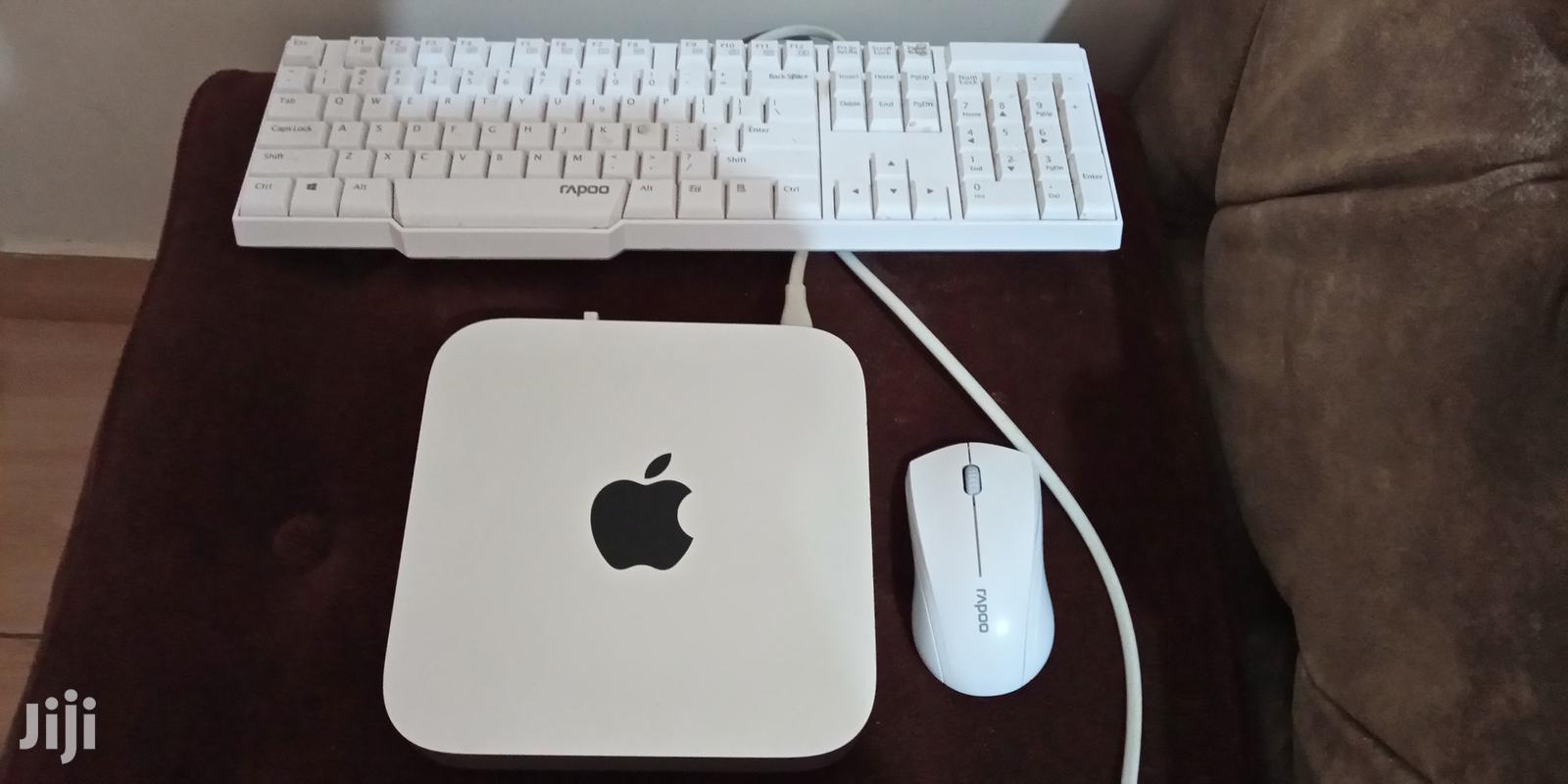 Desktop Computer Apple Mac Mini 4GB Intel Core i5 HDD 500GB