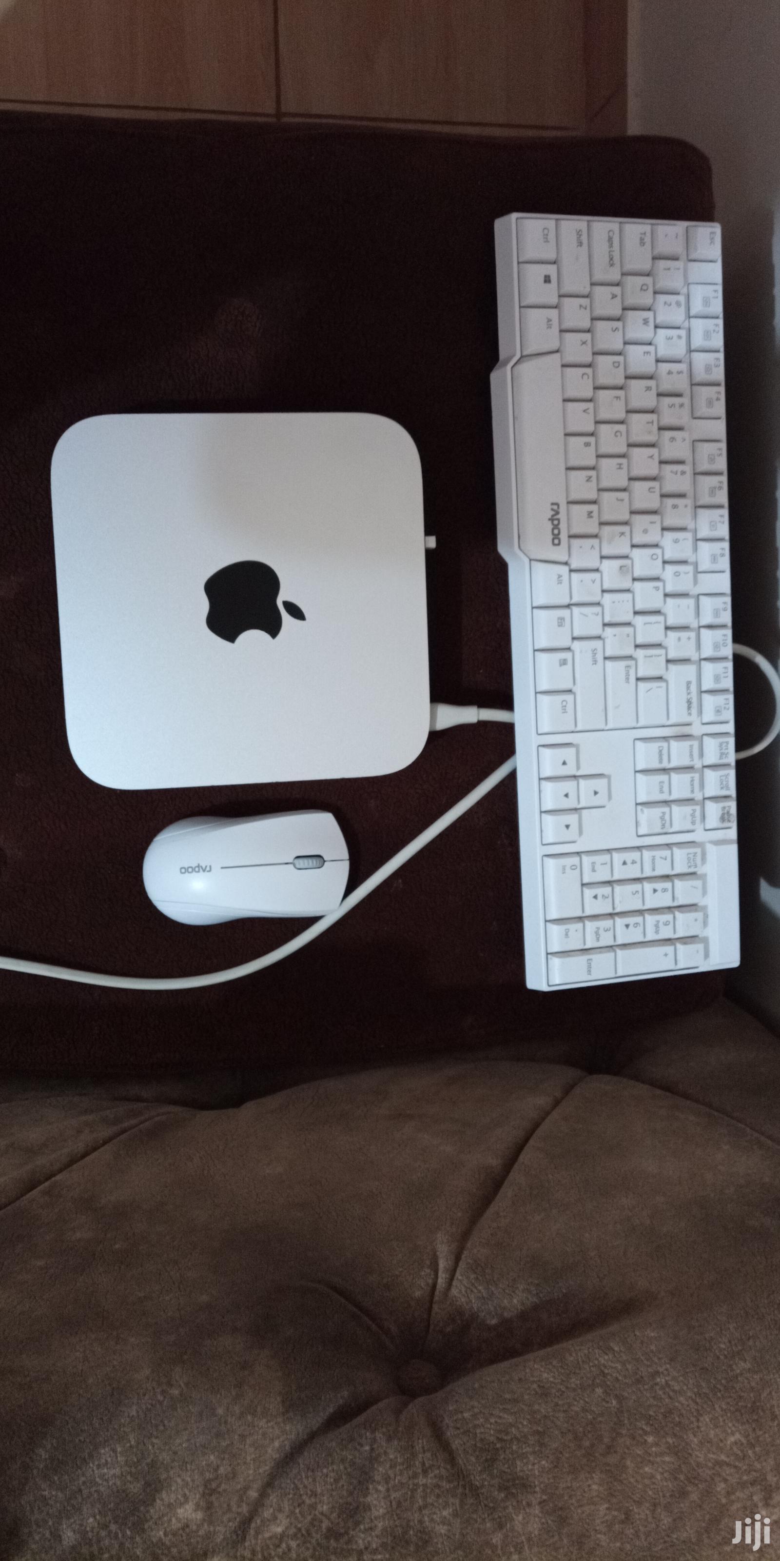 Desktop Computer Apple Mac Mini 4GB Intel Core i5 HDD 500GB   Laptops & Computers for sale in Arusha, Arusha Region, Tanzania