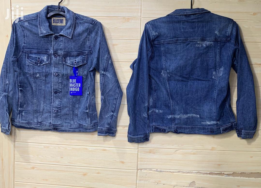 Men's Coat Jeans