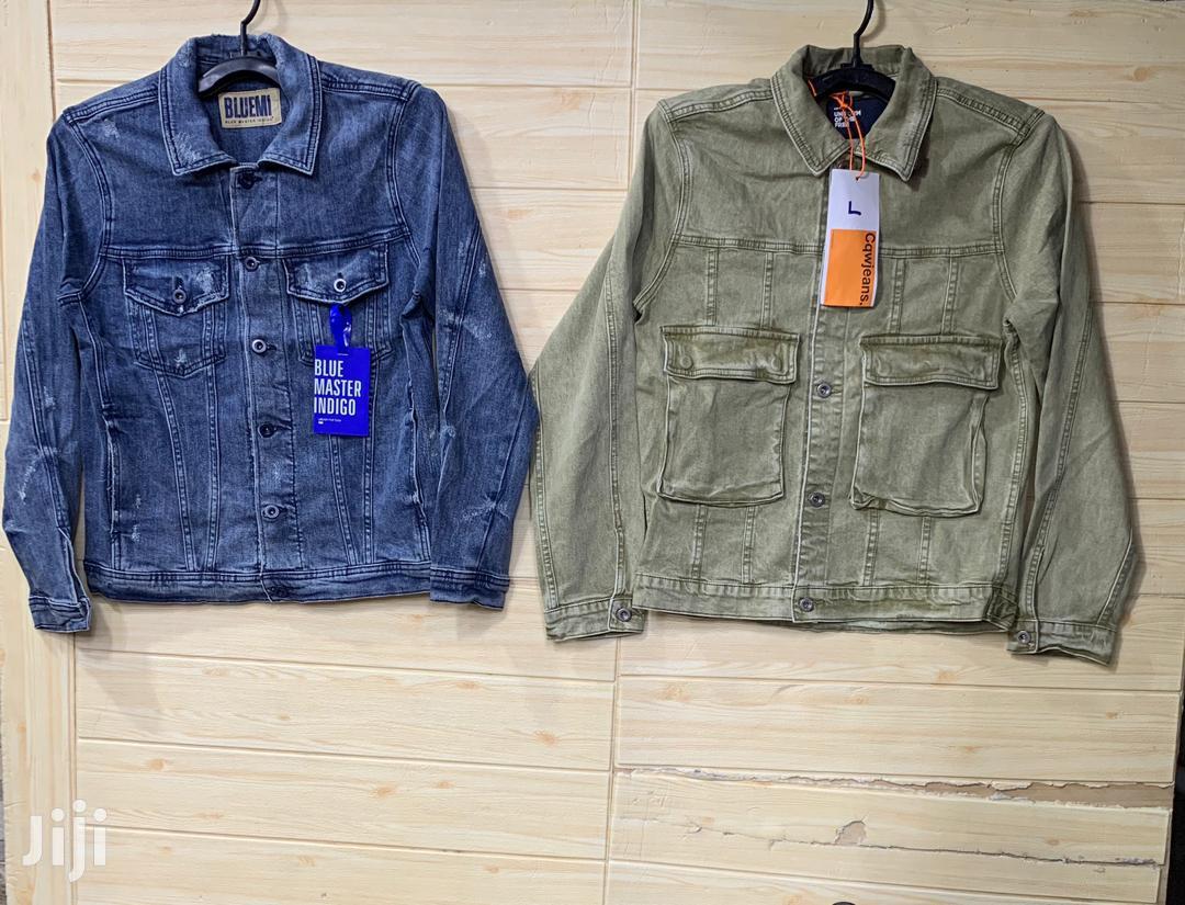 Men's Coat Jeans   Clothing for sale in Kinondoni, Dar es Salaam, Tanzania