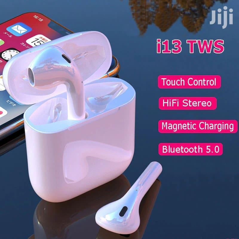 I13 Tws Original   Headphones for sale in Ilala, Dar es Salaam, Tanzania