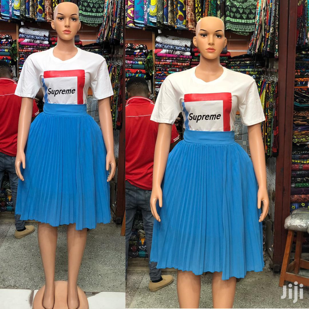 Archive: Tops And Skirts Available