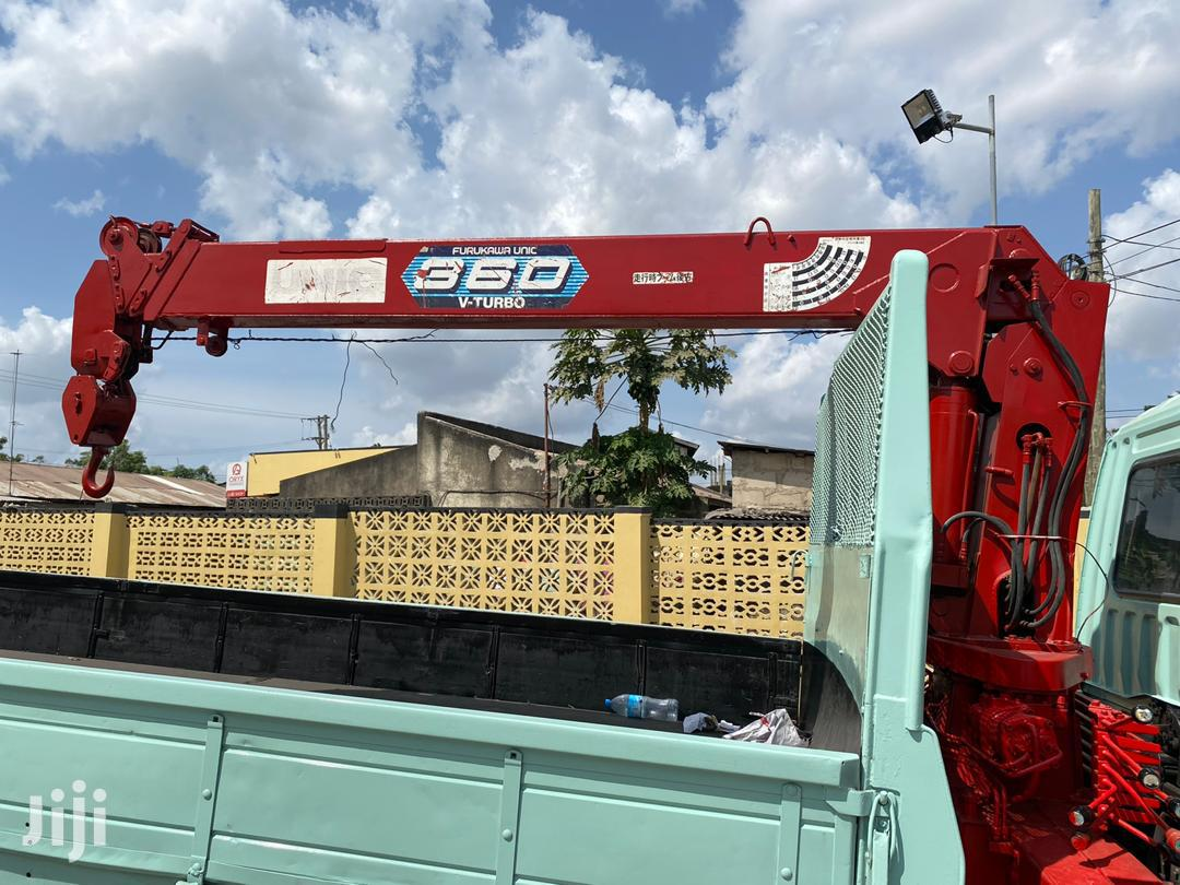 Mitsubishi Fuso Canter Winch | Trucks & Trailers for sale in Kinondoni, Dar es Salaam, Tanzania